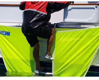 SOS Marine -Recovery Ladder