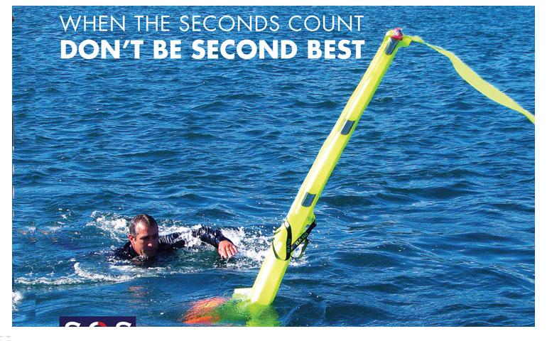SOS Marine - Dan Buoy