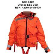 SOS-5022-Orange-Foam-long-sleeve-LJ