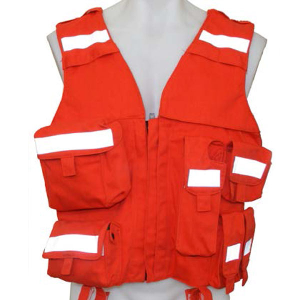 Equipment-Vest-Fire-Retardant