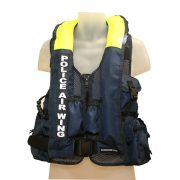 SOS Police Air Wing Life Jacket SOS-6343