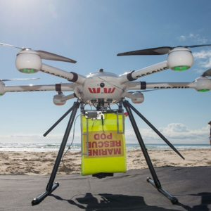 Westpac-Mini-ripper-UAV-Rescue-Pods