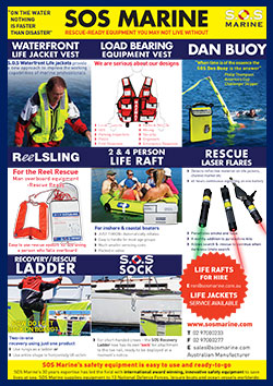 SOS Marine - Rescue Ready Equipment