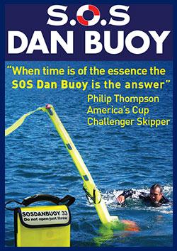 SOS Marine -SOS Dan Buoy
