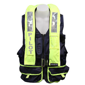 Marine-Pilot-life-jacket-vest-load-bearing