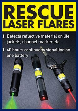 SOS Marine -SOS Rescue Flares