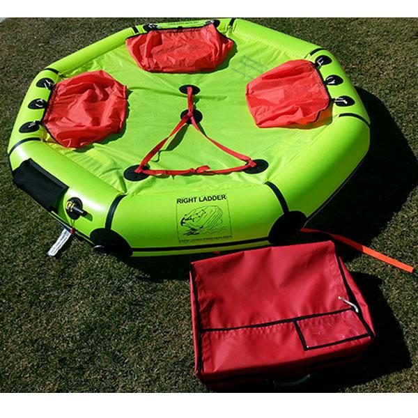 SOS-4-Person-Life-Raft-bottom