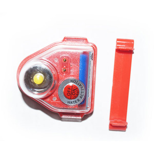 SOLAS Water Activated Flashing Light Product Code SOS-5593
