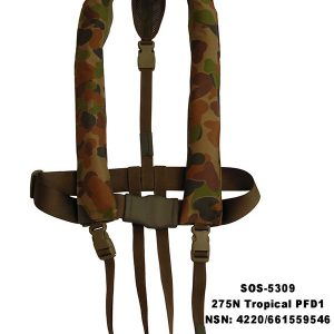 SOS-5309-Camo-Tropical-life-jacket-275-NSN-4220-66-155-9546