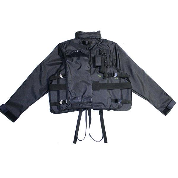 2-SOS-5022-1-(1)-Black-Foam-Long-Sleeve-Life-Jacket