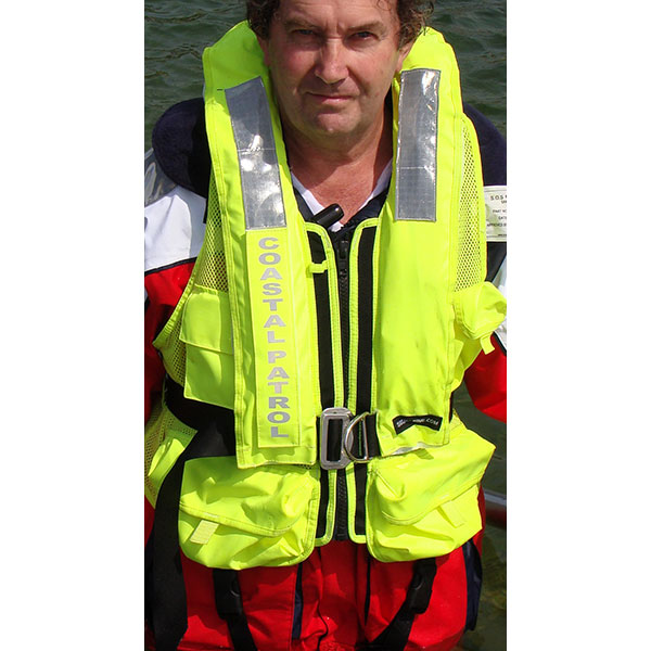 Sos Waterfront Professional Lifejacket Vest With Quick