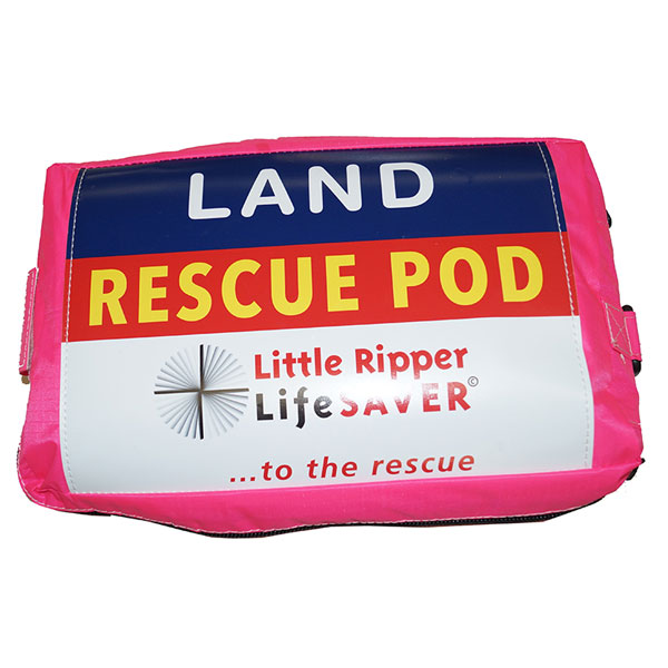 Rescue-Pods-Land