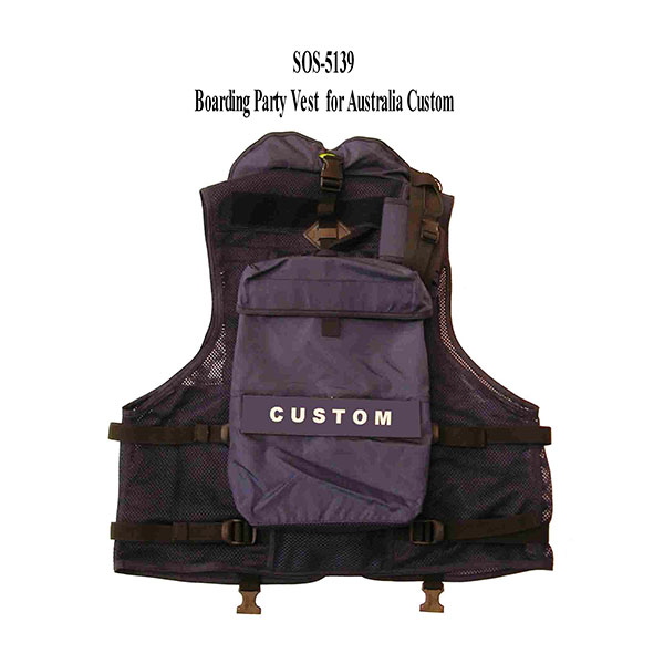 SOS-5139-Border-Force--Customs-back-of-life-jacket