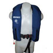 SOLAS-blue-life-jacket-plastic-buckle
