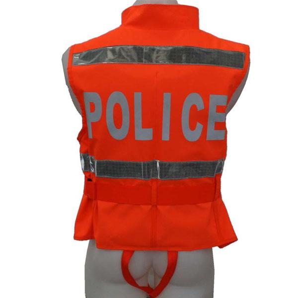 Police Life Jacket Hi-Vis1