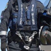 SOS Police Air Wing Life Jacket SOS-6343