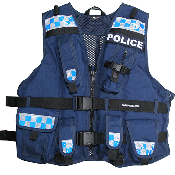 Police Life Jacket 2