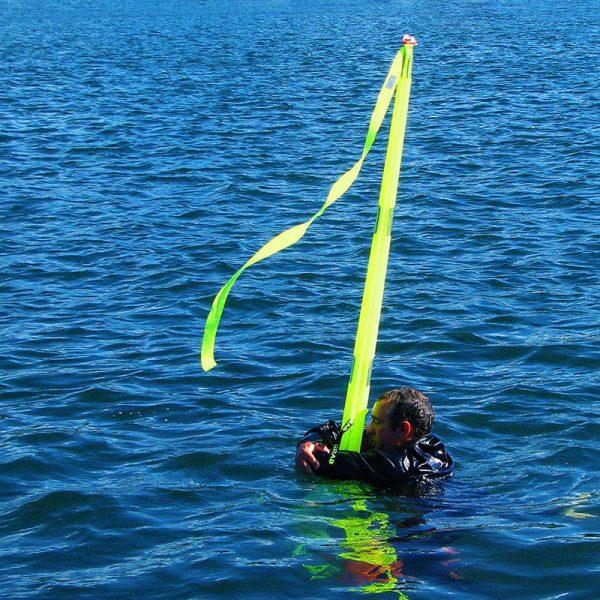 SOS Marine - Dan Buoy - Fast response - Man Overboard Rescue 2