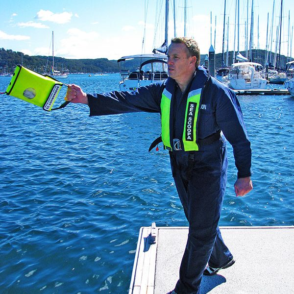 SOS Marine - Dan Buoy - Fast response - Man Overboard Rescue 4