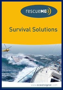 rescueME range brochure