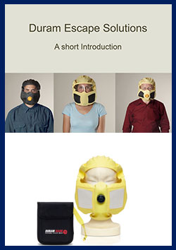 Escape Masks in Emergencies