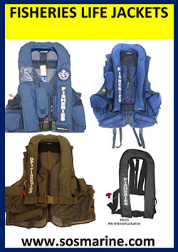 Fisheries Life Jacket