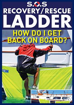SOS Marine -SOS Recovery Ladder
