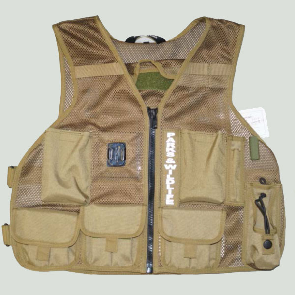 Load-Bearing-equipment-vest - parks wildlife