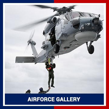 SOS-Marine-Airforce-Gallery