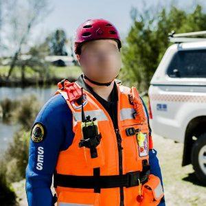 SOS marine Foam Vests - SES